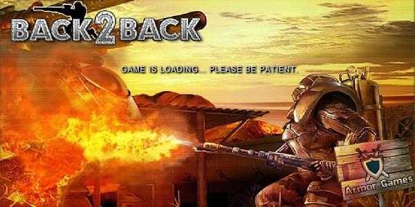 Back2Back: browser game militare strategico