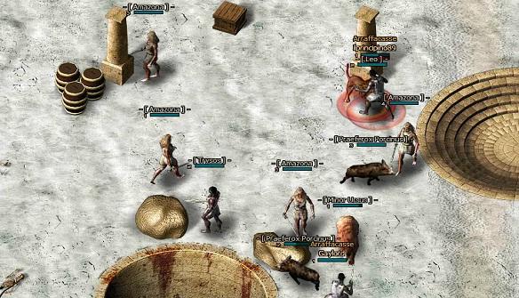 combattimento war of titans