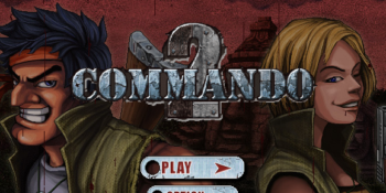 Browser game d'azione Commando 2 gratuito
