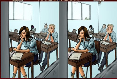 trova le differenze tra 2 immagini