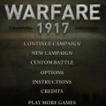 Warfare 1917: browser game di strategia e guerra militare