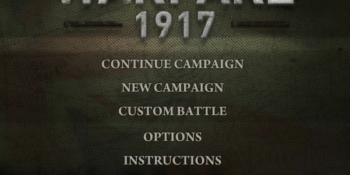 Warfare 1917: browser game di strategia e guerra militare
