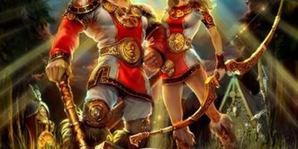 mmorpg fantasy online multiplayer
