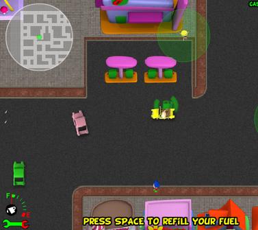 gioco online taxi