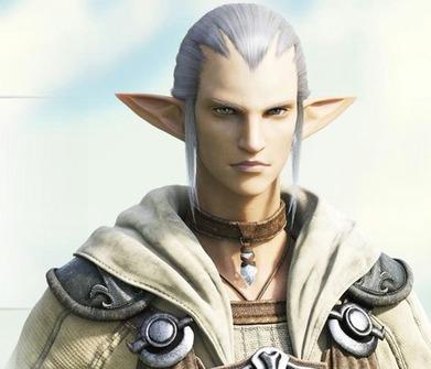 razza elfo fantasy