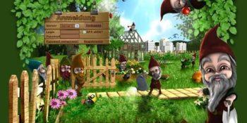 Browser game coltiva giardino e vendi