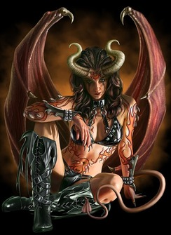 fantasy demoni