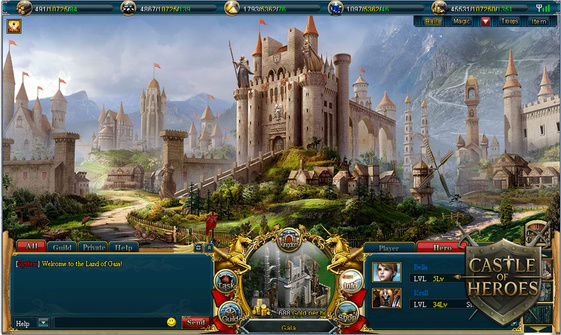 castello browser game