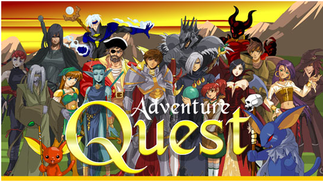 Adventure Quest: MMORPG fantasy d'avventura – Browser Game
