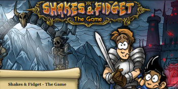 Shakes & Fidget: browser game rpg in italiano
