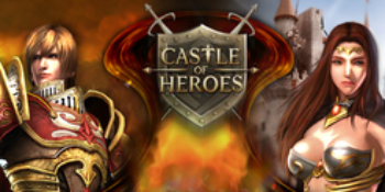 Castle of Heroes: browser game strategia fantasy