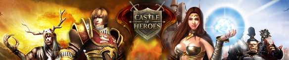 castle of heroes browser game