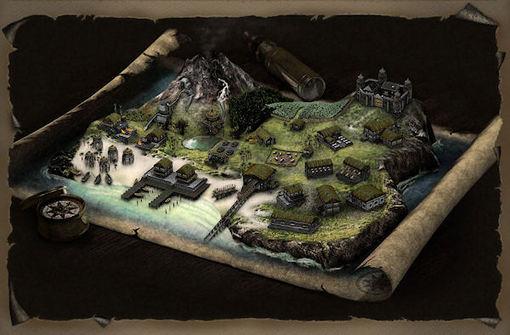 Immagine del browser game pirata
