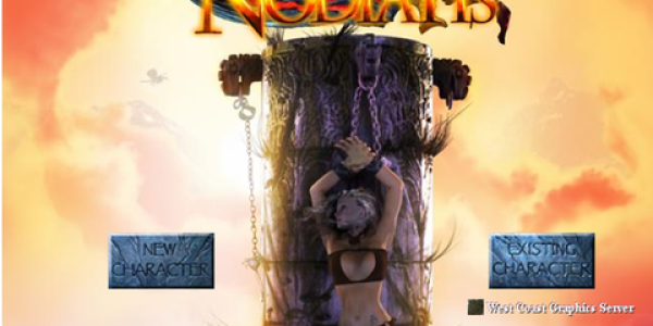 Nodiatis: browser game di ruolo epico in java