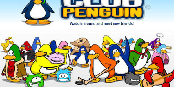 Club Penguin: browser game social in 2d per bambini
