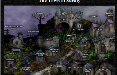 the town of suraly