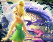 Pixie Hollow: gioco in 2d ambientato in un mondo di fate