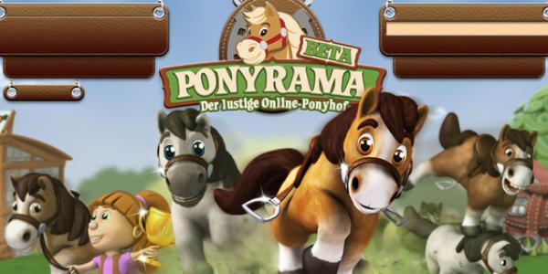 Ponyrama: gioca ad accudire il tuo pony