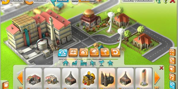 Ramacity: costruisci e gestisci la tua città
