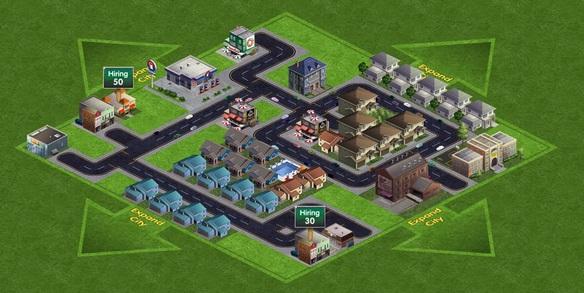 Browser game gestionale dove costruire una citt - Costruire casa in economia ...