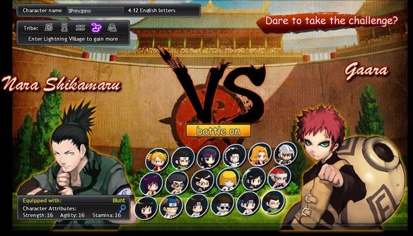 ninja browsergame