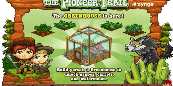 The Pioneer Trail: alternativa western a FarmVille