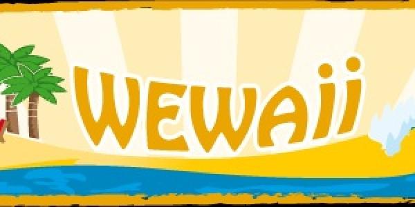 Wewaii: costruisci il tuo villaggio turistico