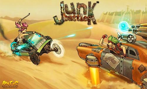 Junk Battles