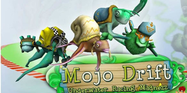 Mojo drift: browser game di corse subacquee