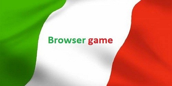 Browser game italiani