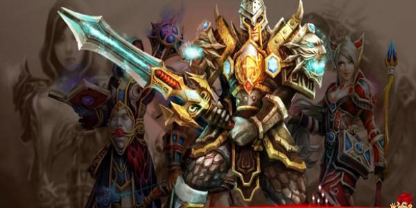 Dragon Born: nuovo browser game fantasy RPG in 3D