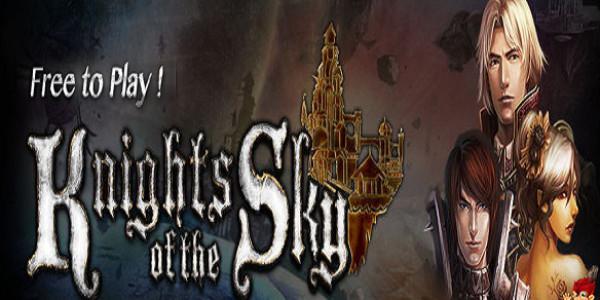 Knights of the Sky: nuovo strategico in tempo reale