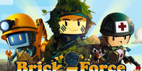 Brick Force: un misto tra sparatutto e gestionale