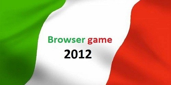 Elenco browser game in italiano del 2012