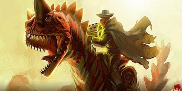 Dino Storm: un browser game incredibile, con dinosauri e pistole laser