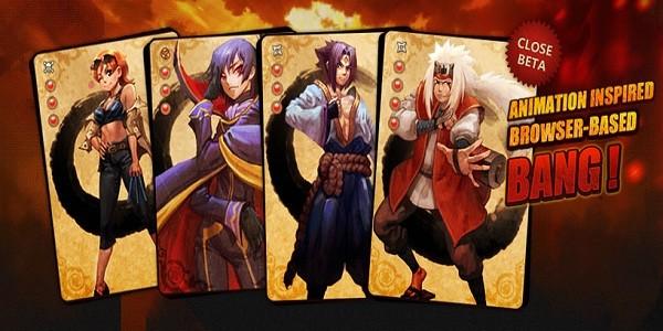 I personaggi di Naruto, One Piece e Dragon Ball in un solo gioco