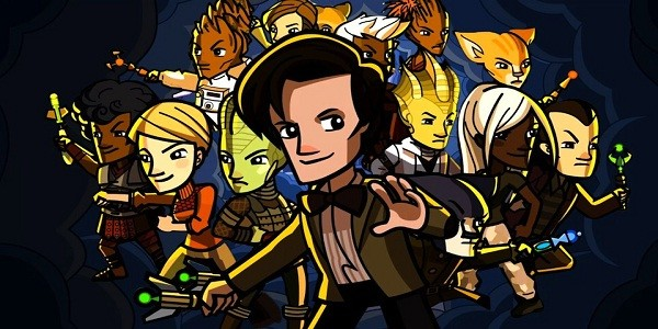 Doctor Who: Worlds in Time in versione browser game