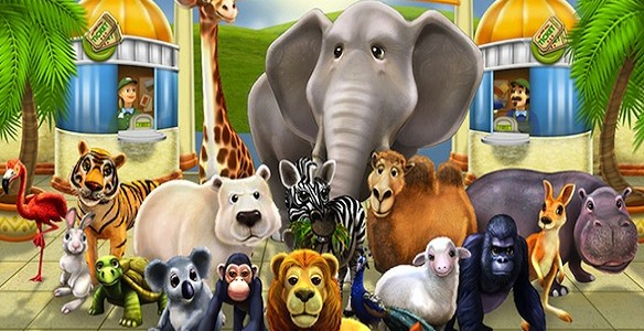 browser game zoo tycoon
