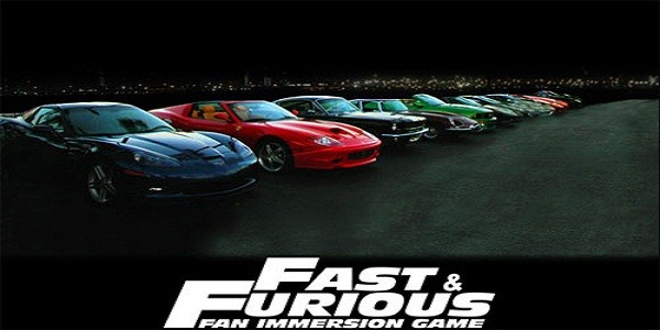 The Fast And The Furious: il browser game
