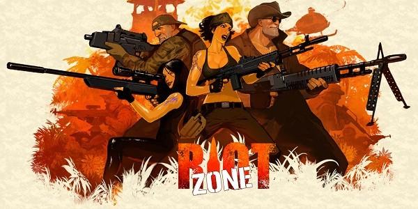 Riot Zone: novità introdotte con l'ultimo aggiornamento