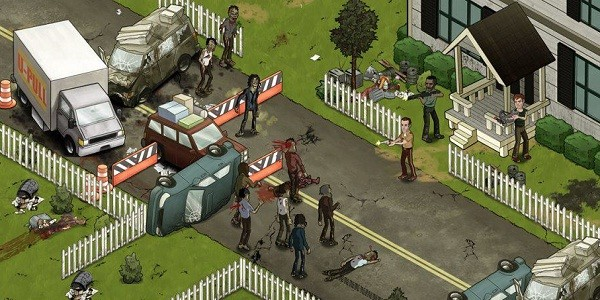 The Walking Dead: il browser game