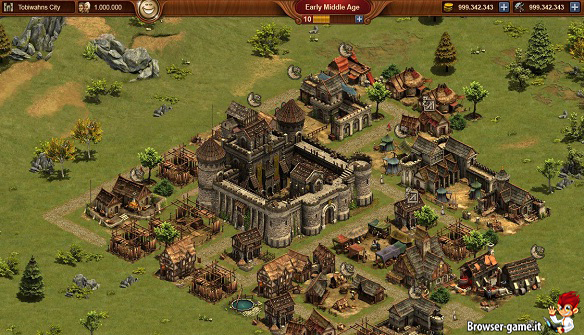 Forge of empires: open beta dal 17 aprile