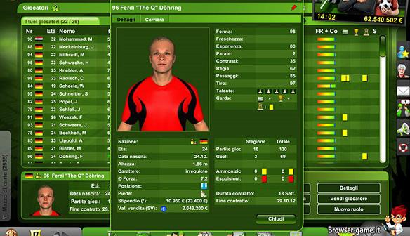 calciatore goalunited