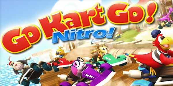 Go Kart Go! Nitro!: browser game di kart