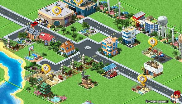 Megapolis città