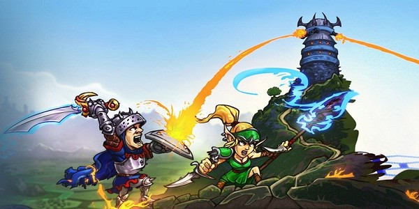 Tower Heroes: difendi la base con le tue torri