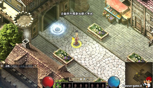 Gameplay Realfantasy Online