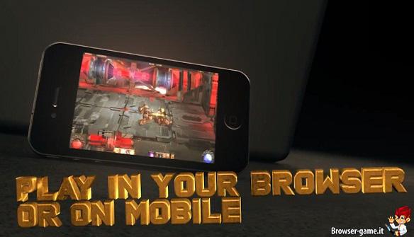 ChronoBlade mobile
