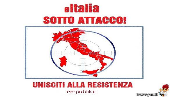 eItalia sotto attacco