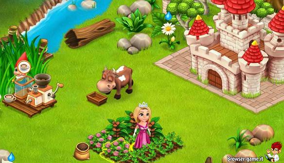 principessa Royal Story